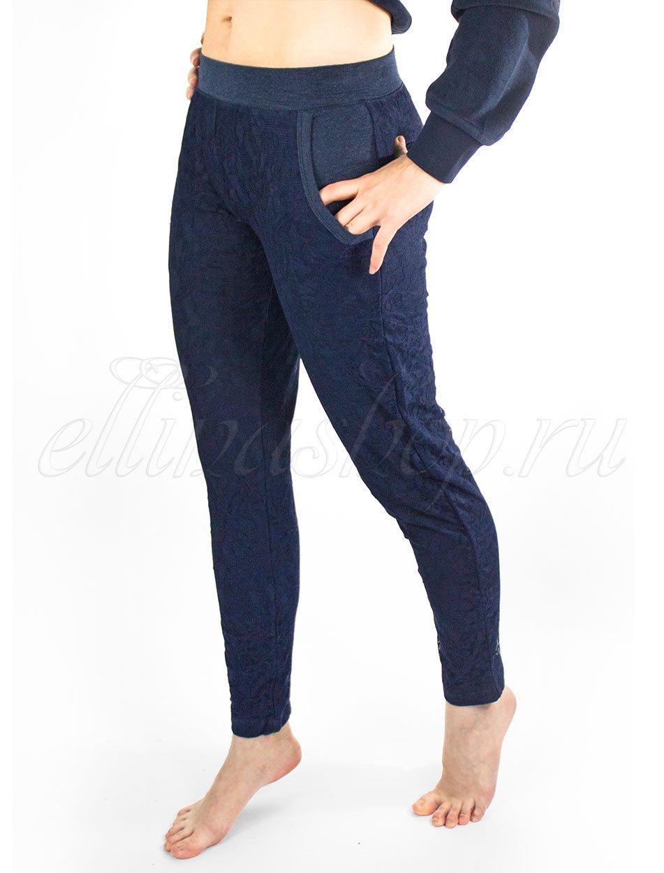 852054 Кружево - женские брюки Jockey