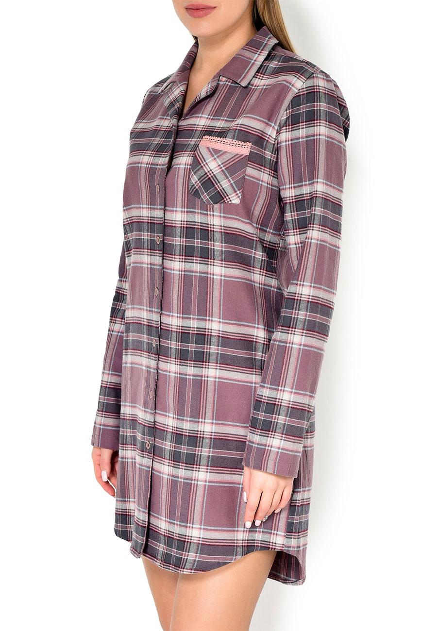 Женский халат-рубашка 858024H Jockey
