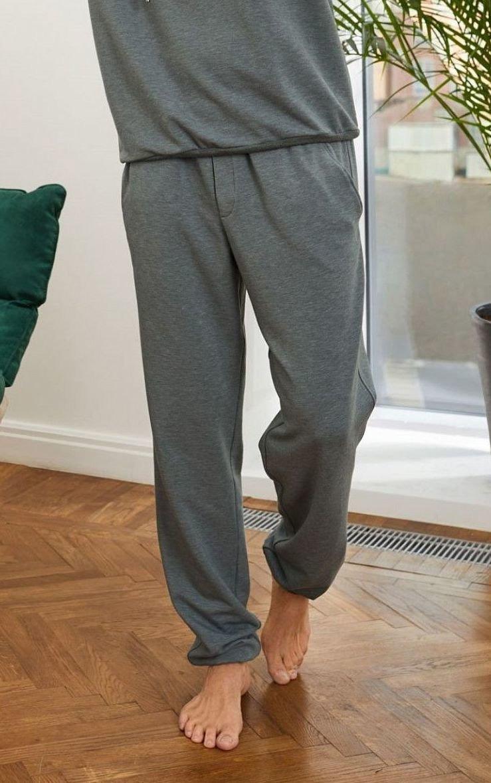 Теплые брюки с начесом 30377-1 Laete