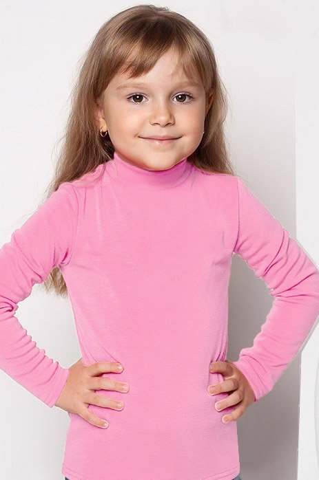 8245BW Водолазка детская на девочку Купалинка