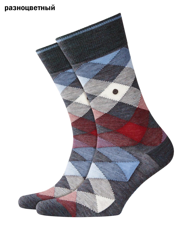 Теплые шерстяные носки 20587 Newca mel Burlington