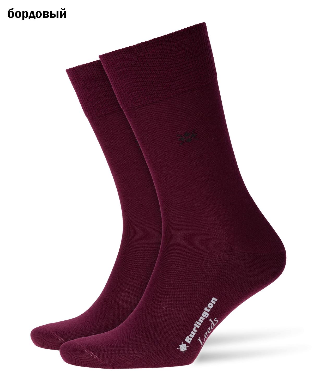 Шерстяные носки 21007 Leeds Burlington