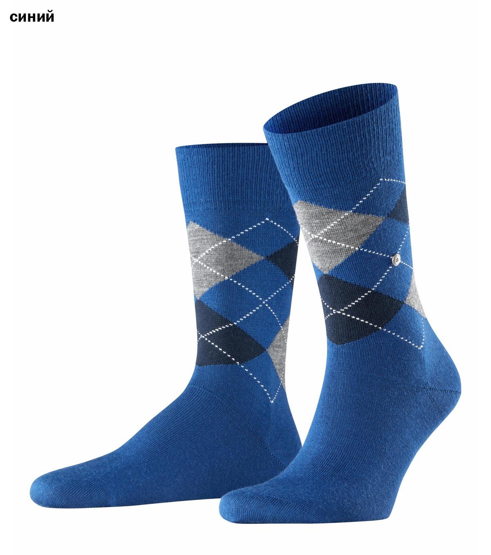 Шерстяные носки 21182 Edinburgh Burlington