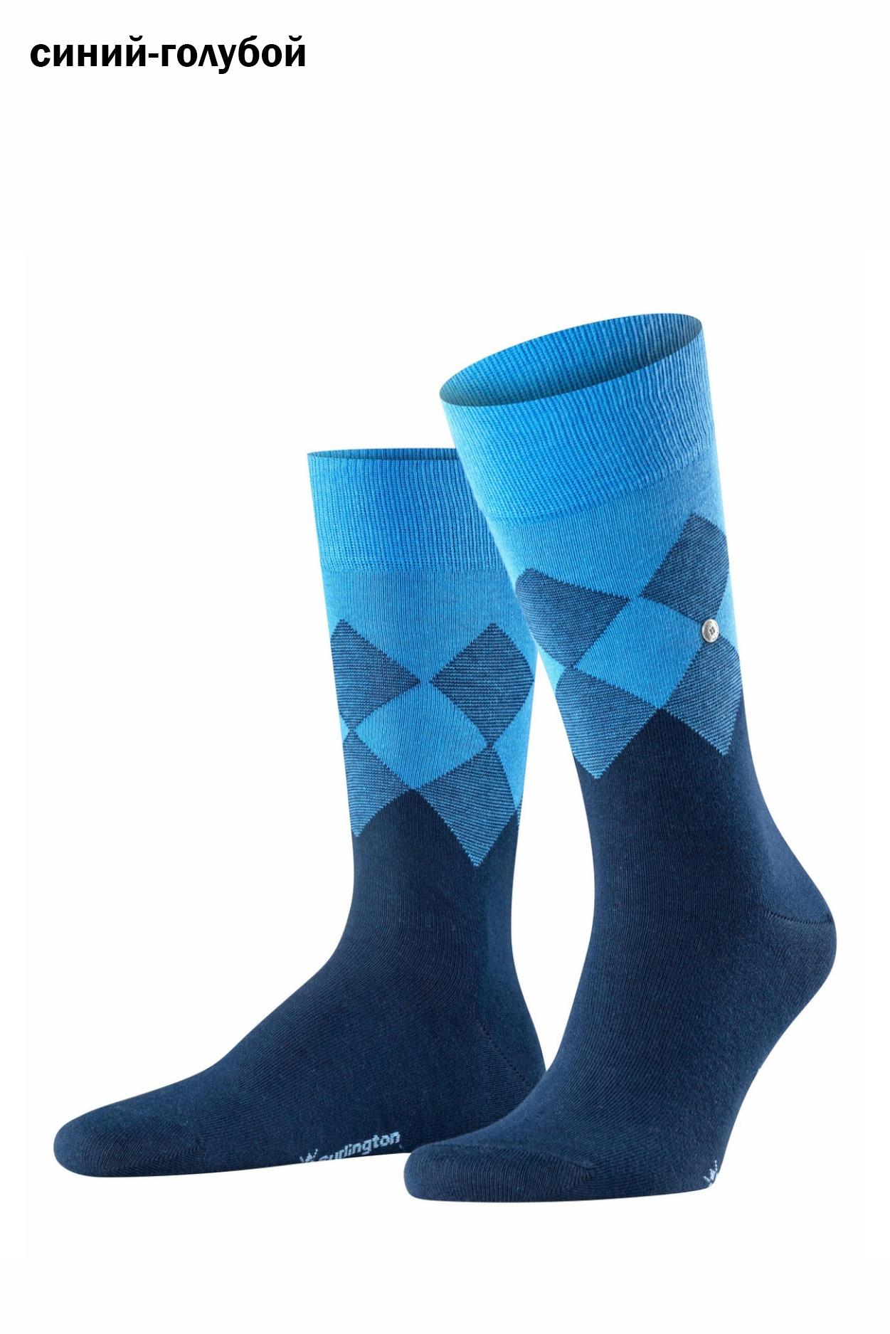 Мужские хлопковые носки 21912 Hampstead Burlington