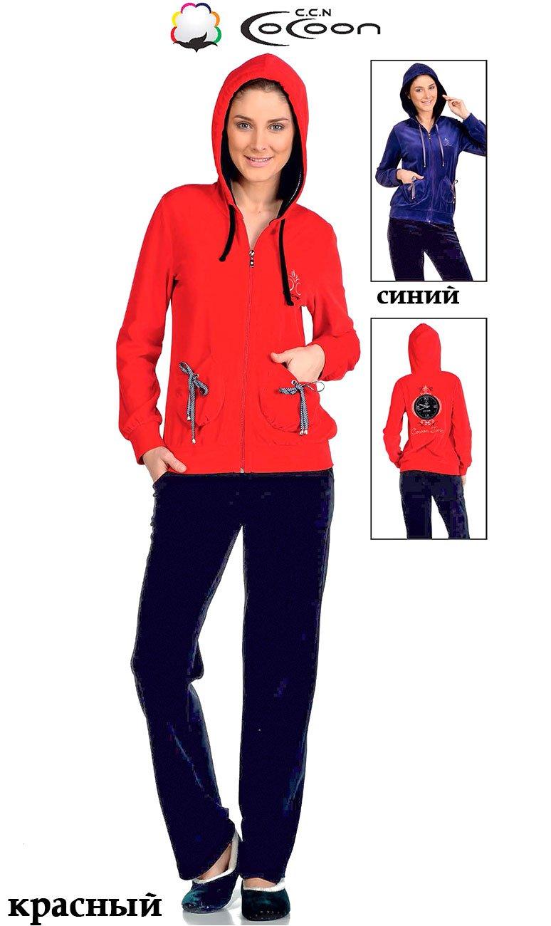Комплект 60-1057 (кофта+штаны) Cocoon