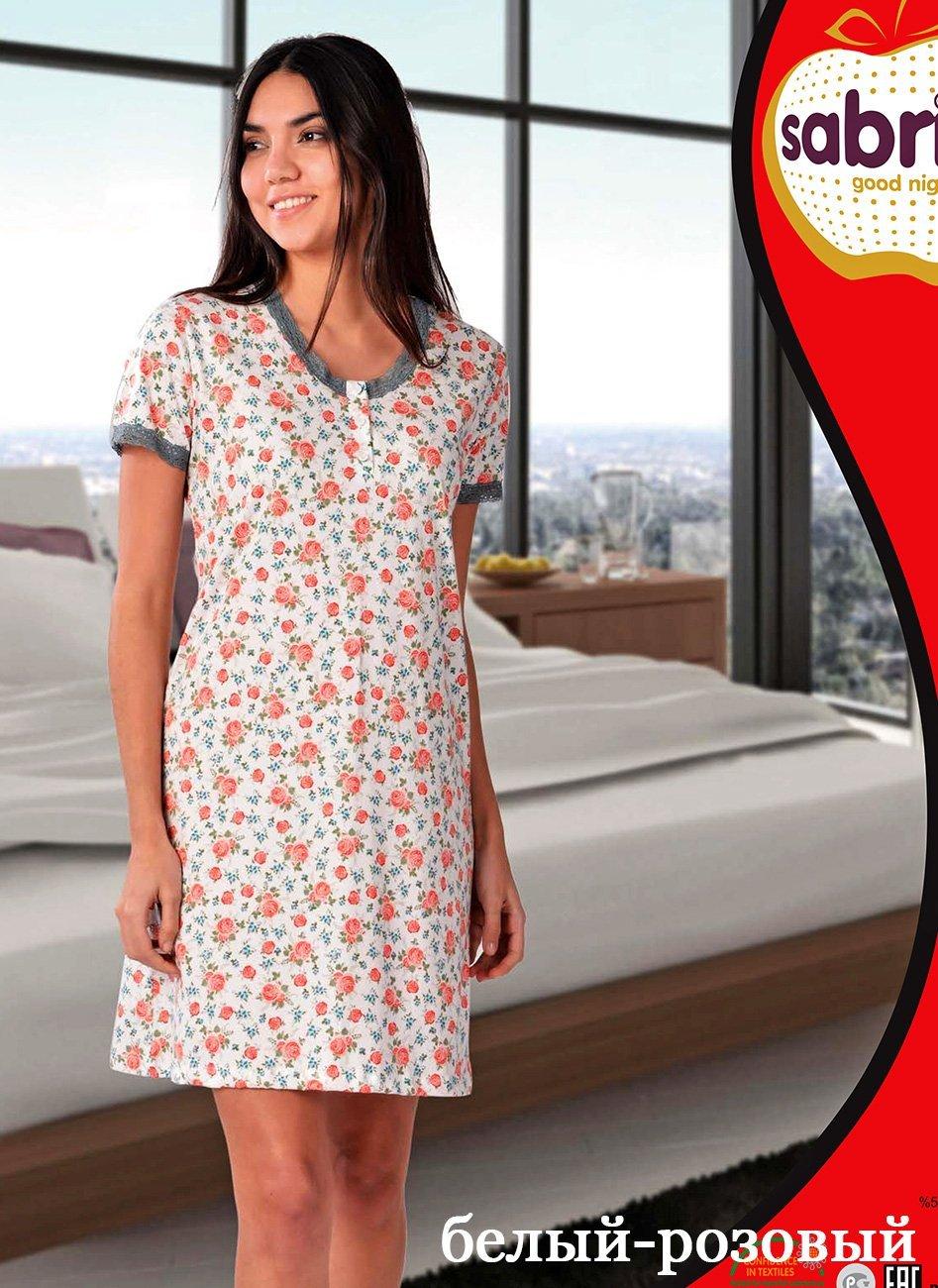 22599 Рубашка средней длины Sabrina