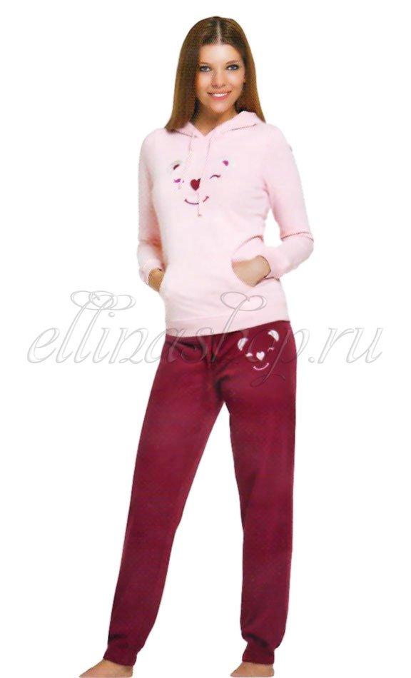 41373 Комплект для отдыха (кофта+брюки) Sabrina