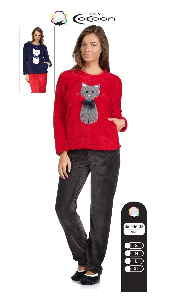 60-5003 Кошка - комплект (кофта, брюки) Cocoon