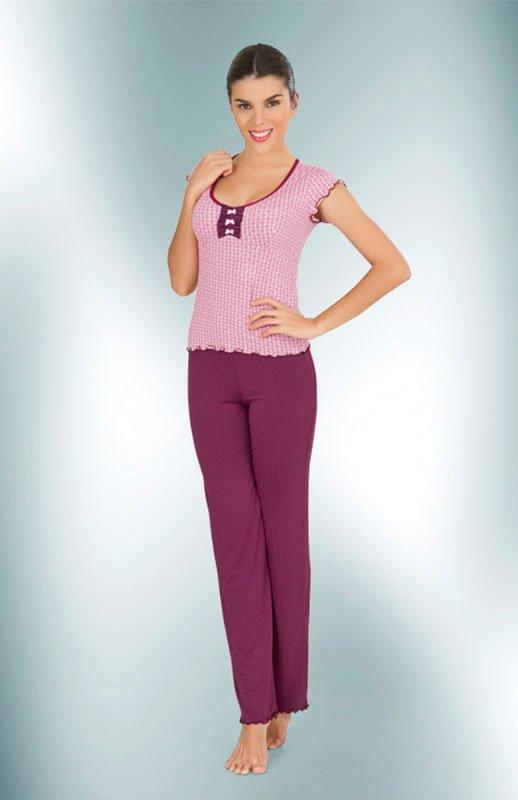Пижама (футболка+брюки) KPJ-614 Cocoon secret