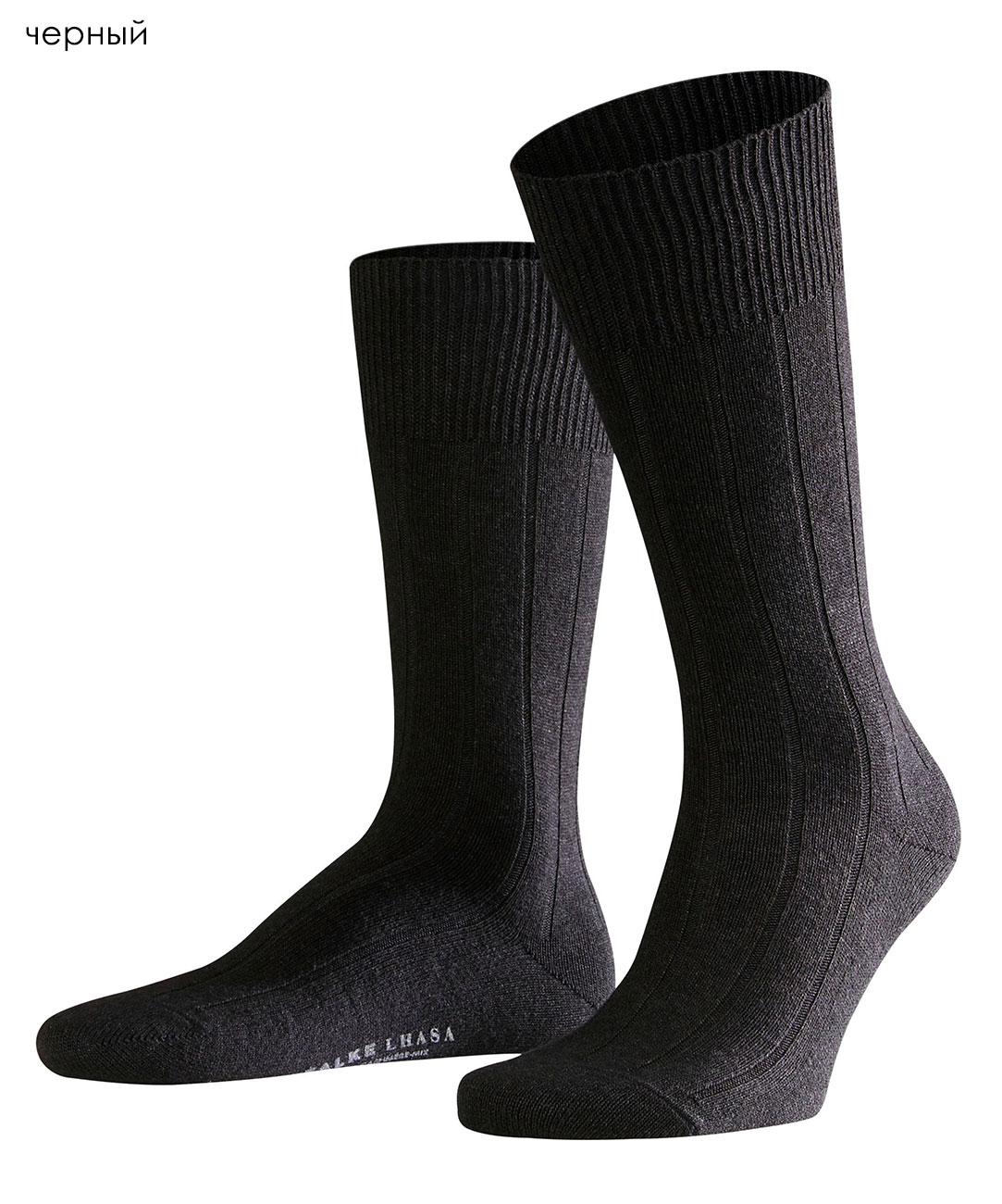 Мужские носки 14423 Lhasa Rib Falke