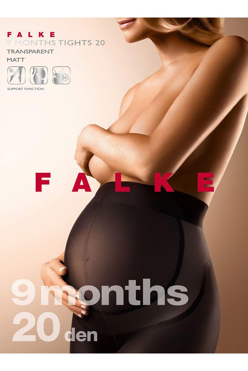 Колготки для беременных 40530 9 Months 20 ден Falke