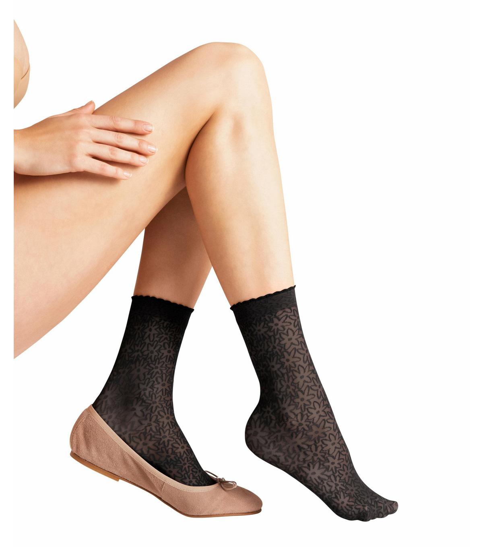 Женские эластичные носки 41440 Dainty Daisy Falke