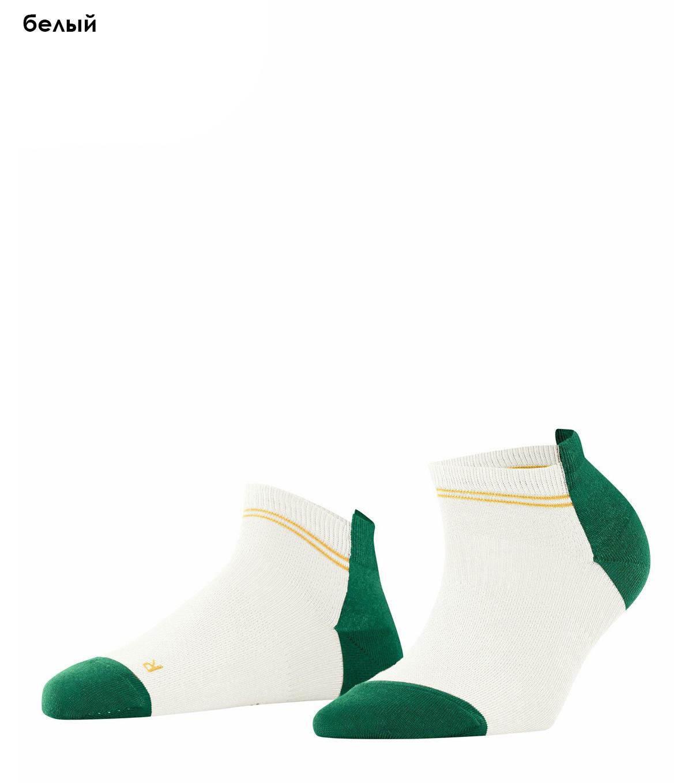 Хлопковые укороченные носки 46410 Clear Cut Falke
