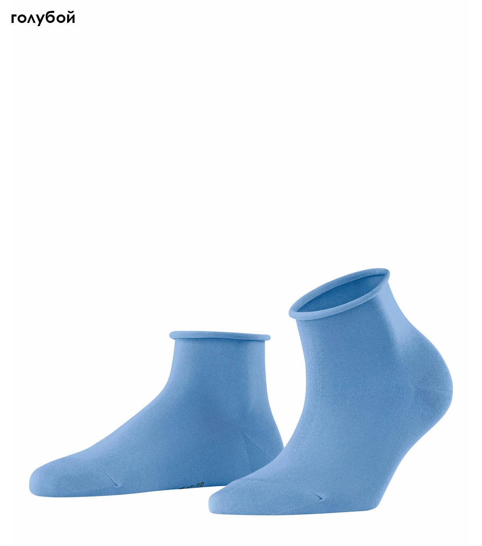Женские носки из хлопка 47539 Cotton Touch Falke