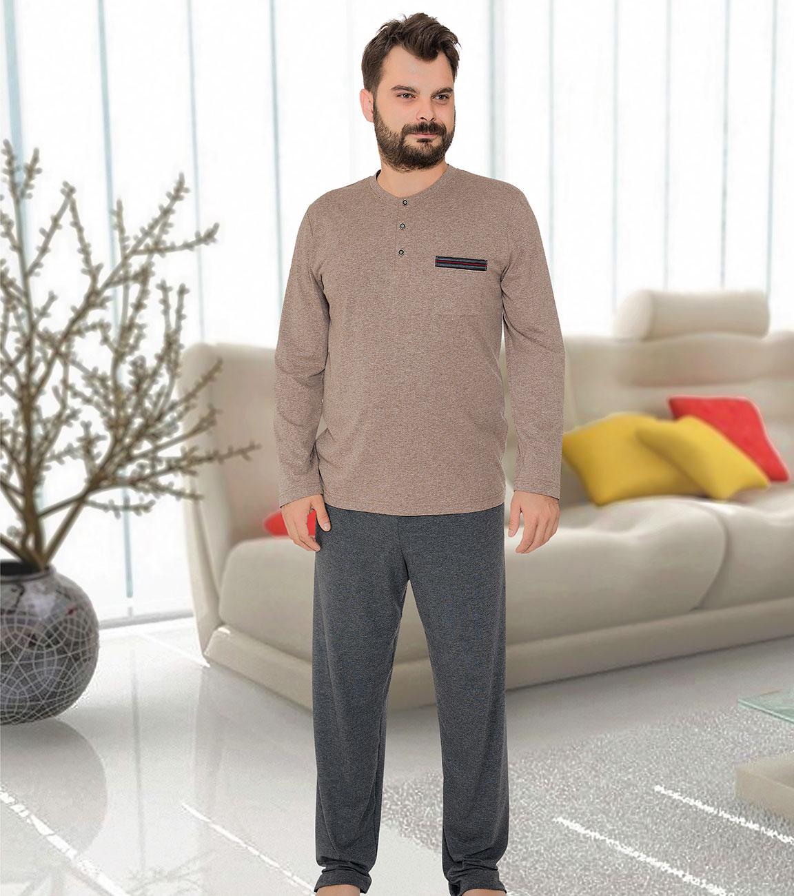 Мужской комплект (кофта + брюки) 93939 Hallmark