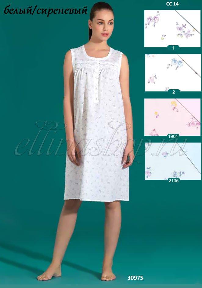 30975 Сорочка средней длины Linclalor