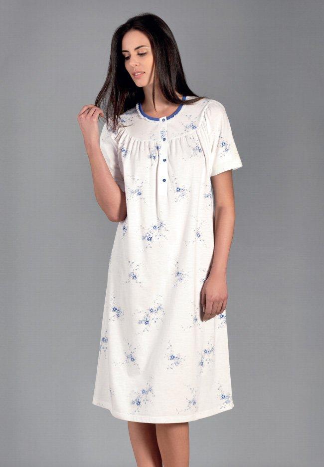Рубашка ночная средней длины 76585 (76586) Linclalor