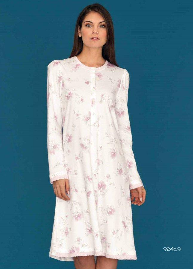 92469 (92470) Рубашка средней длины с длинным рукавом Linclalor