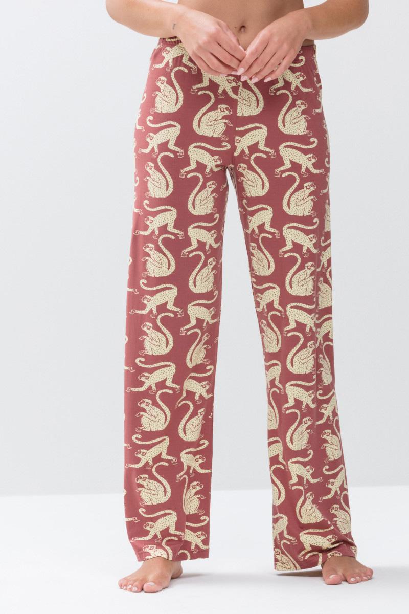 Трикотажные брюки из модала 16040 Mey