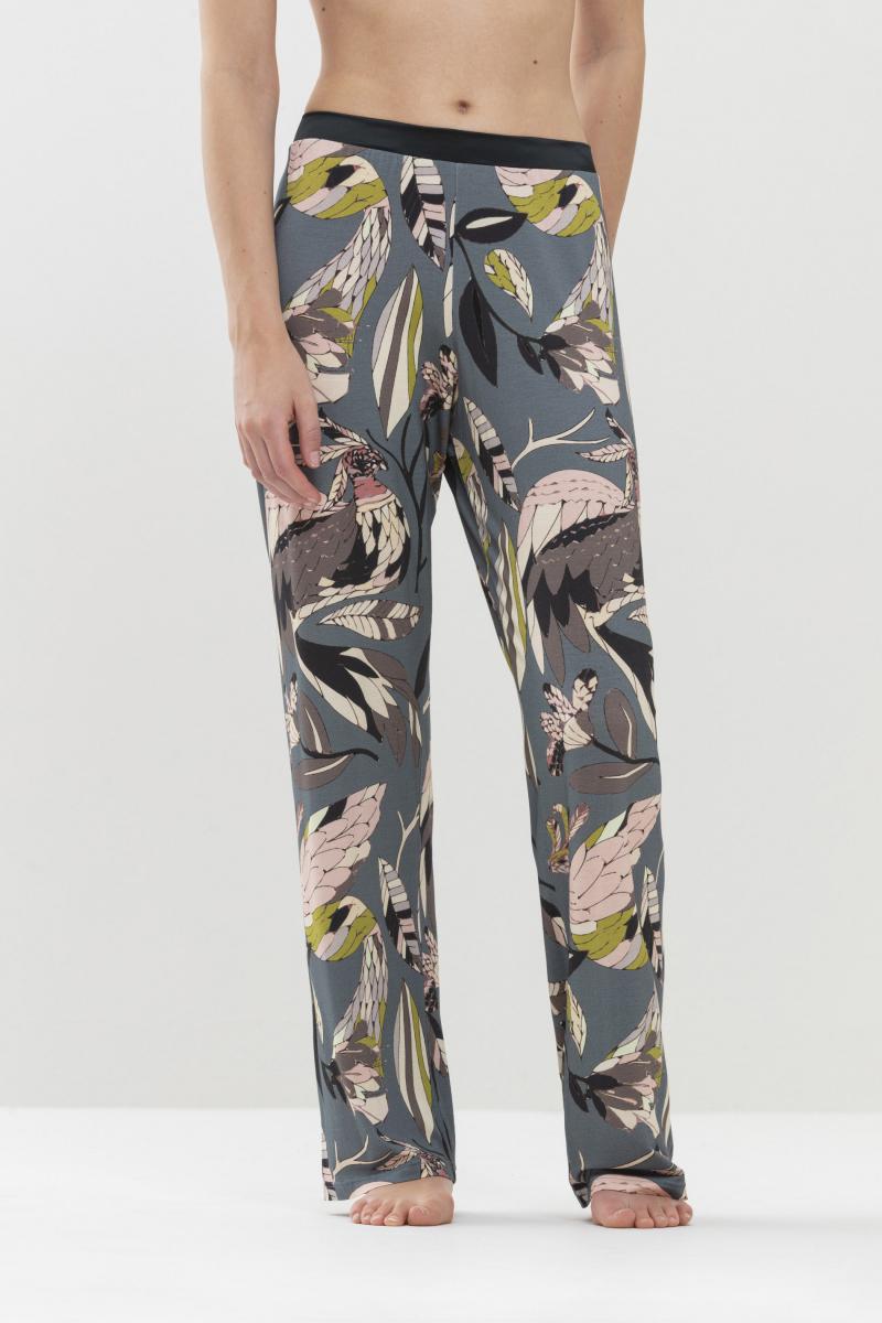 Трикотажные брюки из модала 16042 Mey