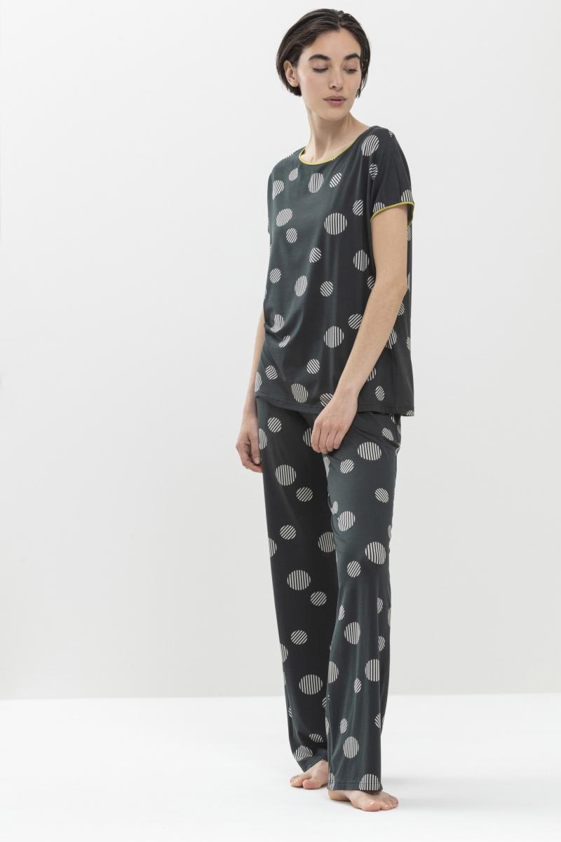 Женская футболка из трикотажа 16217 Mey