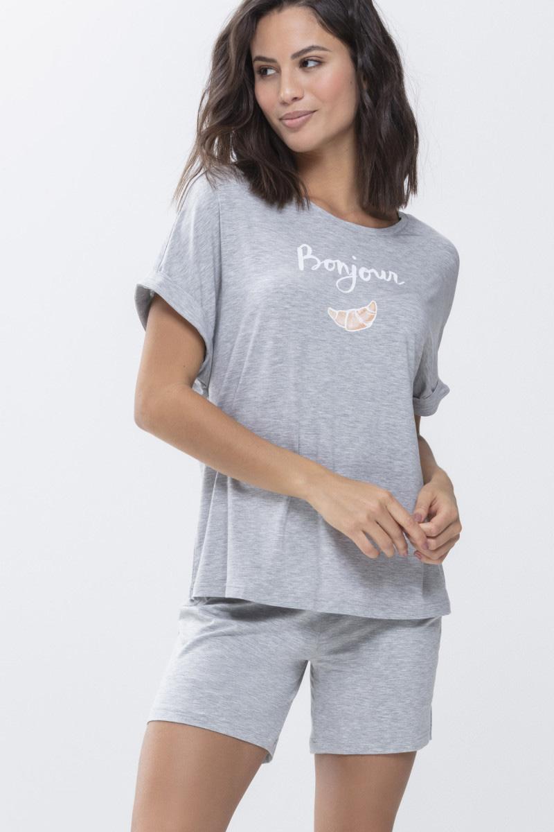 Женская вискозная футболка 16316 Mey