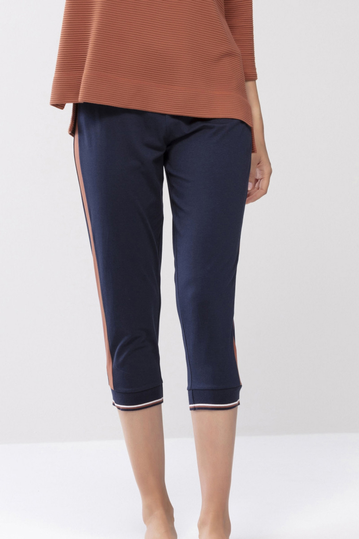 Женские брюки-капри 16537 Nadja Mey