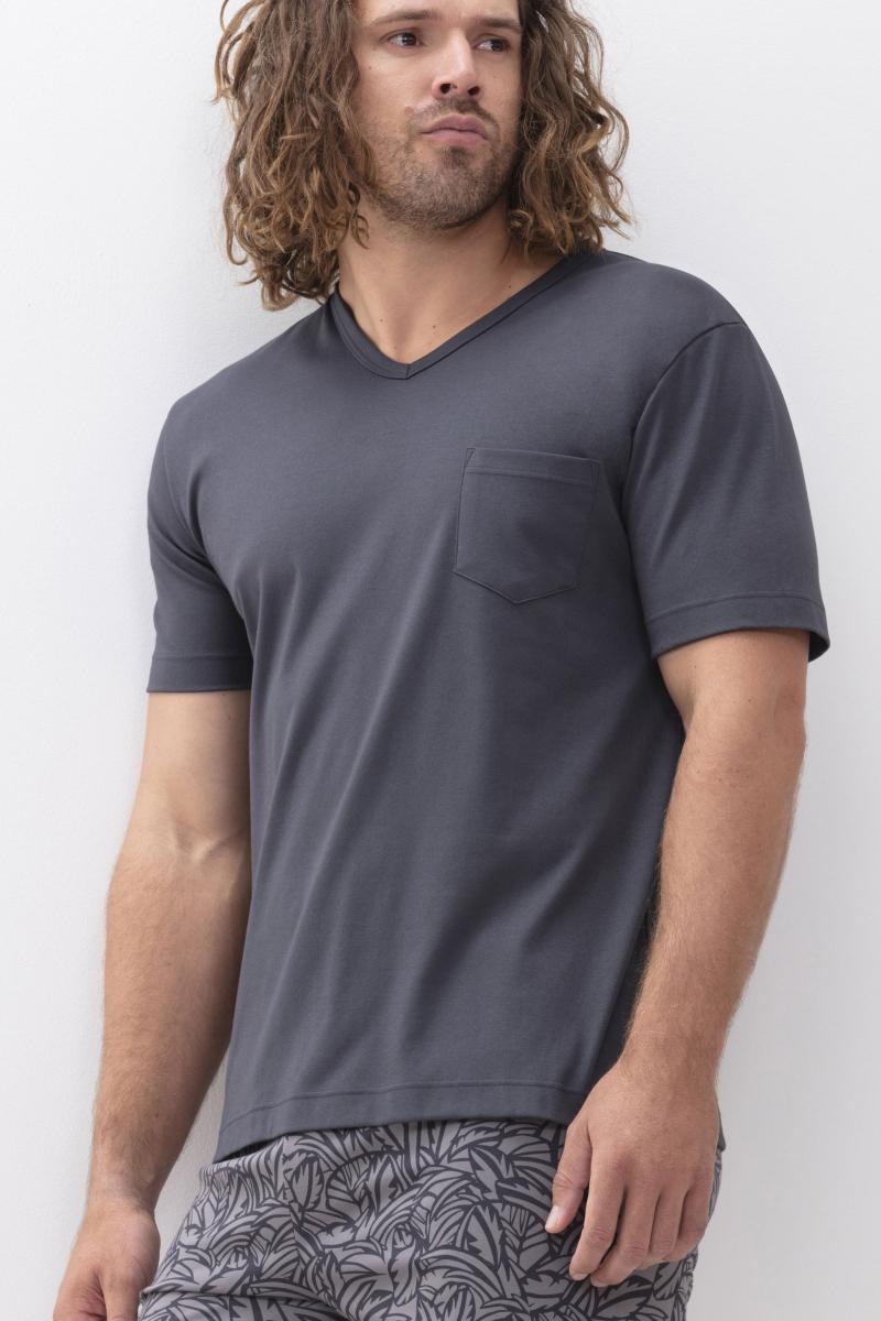 Комплект (футболка, шорты) 33015 антрацит Mey