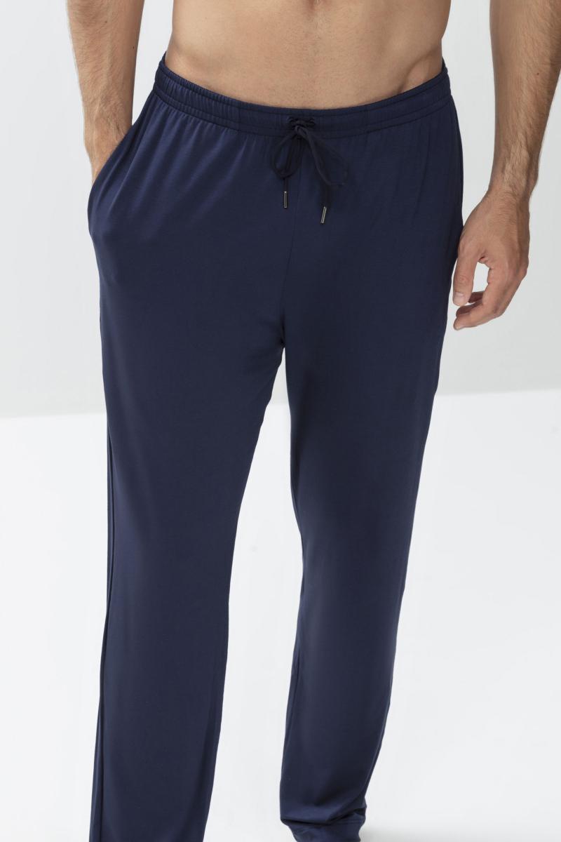 Мужские брюки 65661 синий Mey