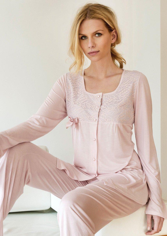 Пижама (кофта+брюки) 16376 Nota
