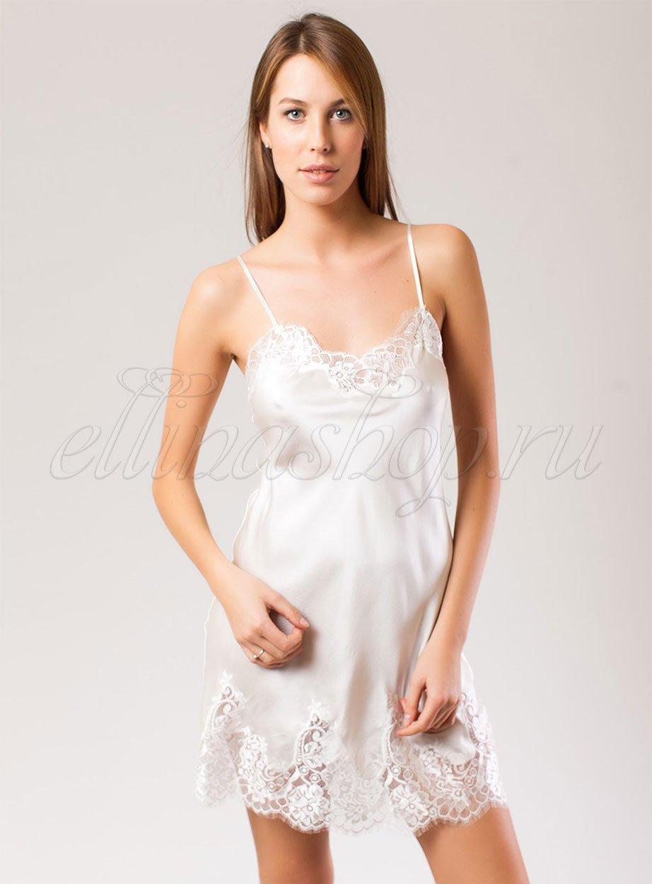 051524 Eva - сорочка короткая Oryades