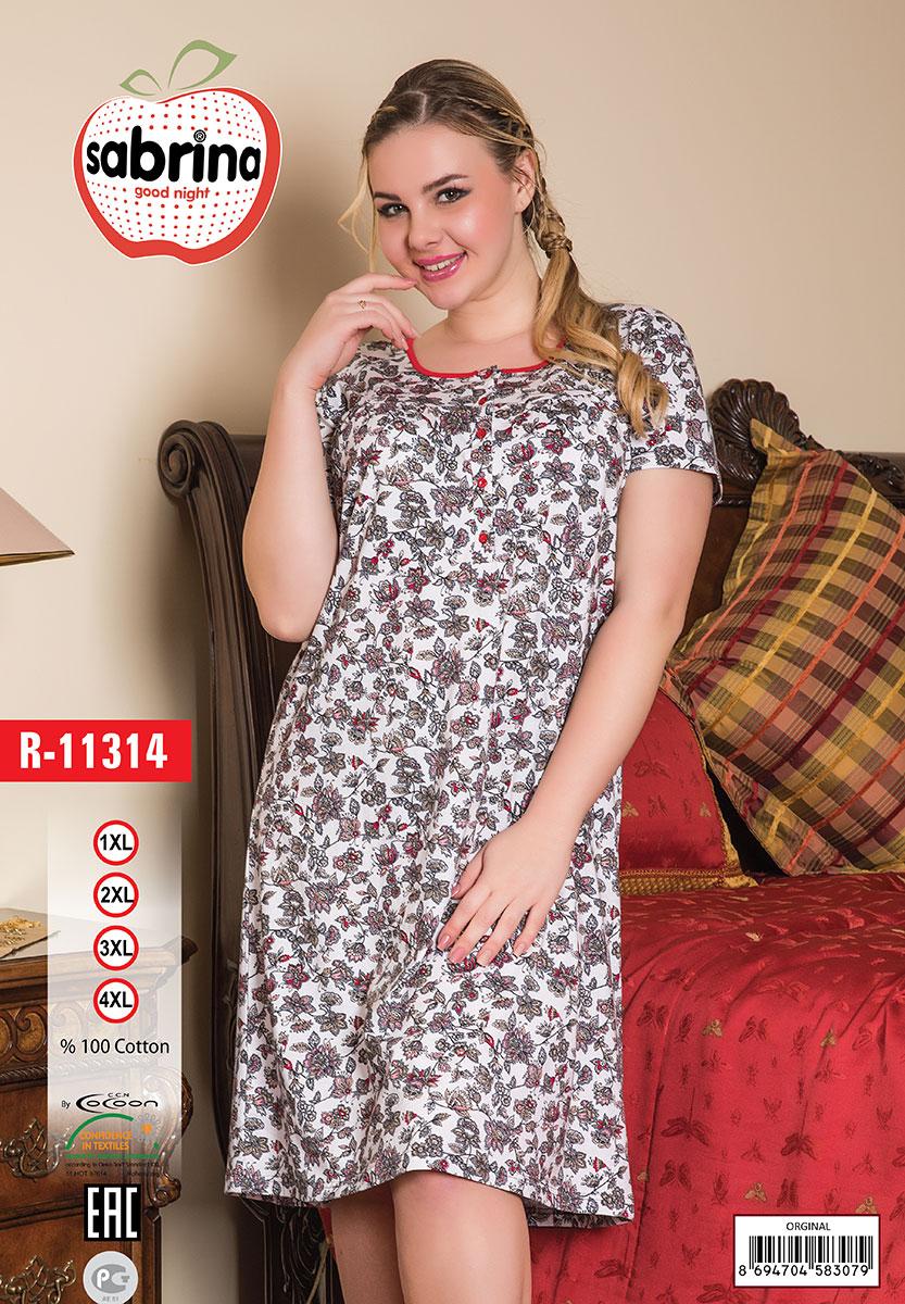 Женская рубашка R-11314 Sabrina