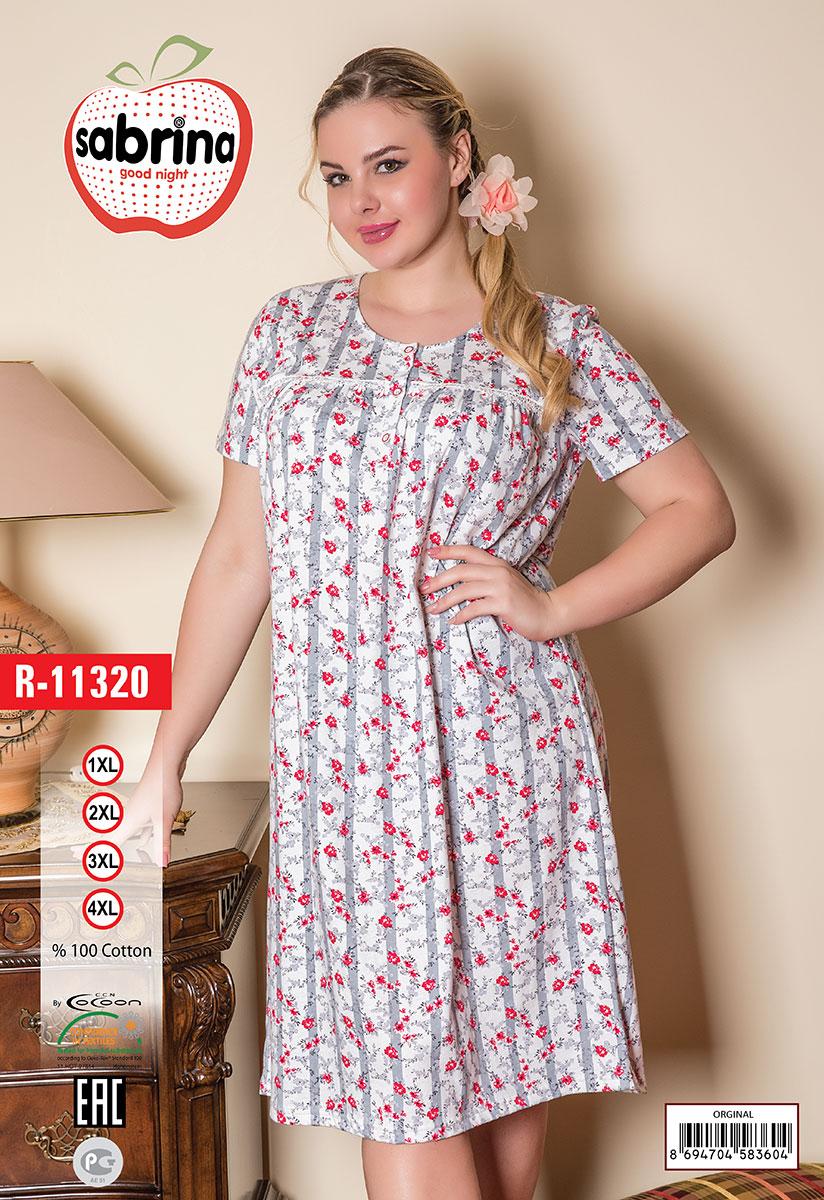 Женская рубашка R-11320 Sabrina