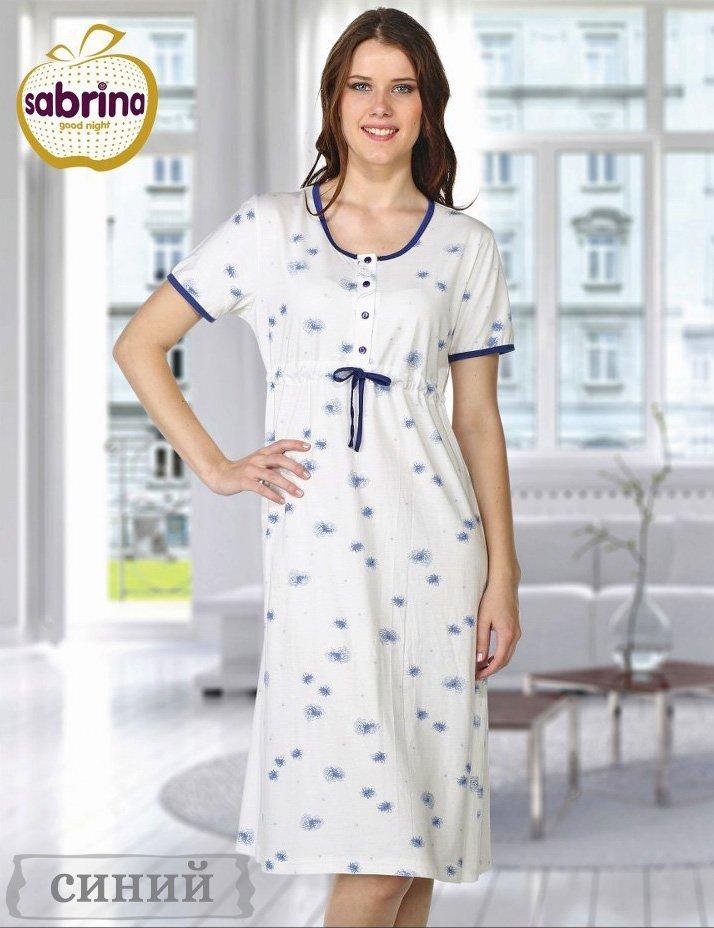 12580 Рубашка средней длины Sabrina