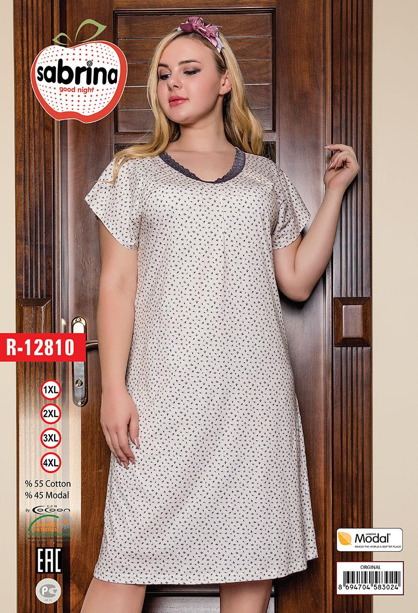 Женская рубашка R-12810 Sabrina