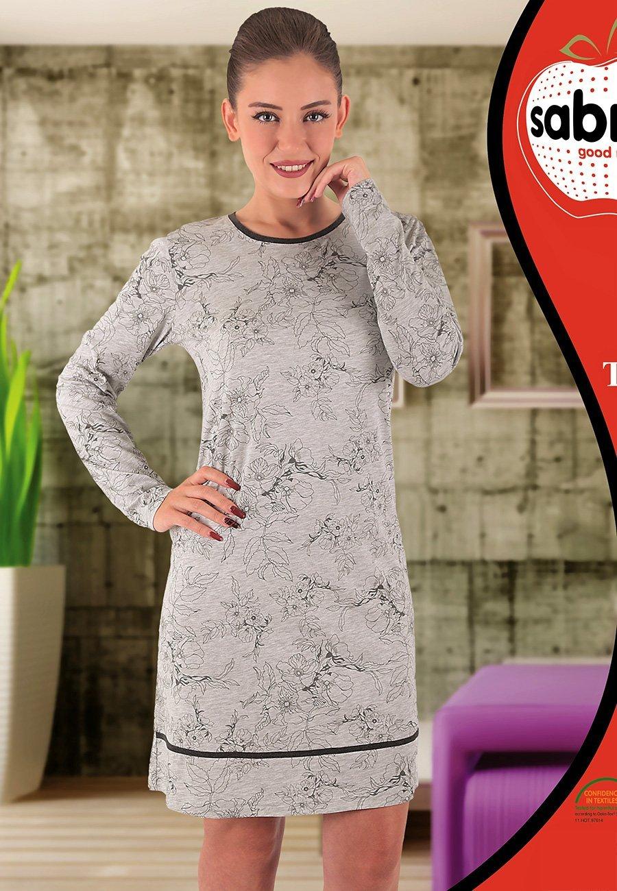 Рубашка средней длины Т-21607 Sabrina