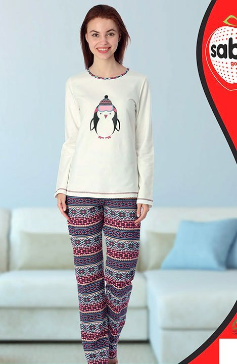 Комплект (кофта+брюки) 45807 Пингвиненок Sabrina