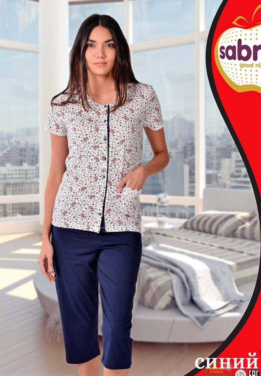 Комплект для отдыха (рубашка+бриджи) 52584 Sabrina