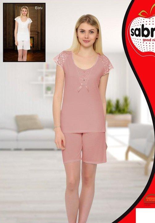 Комплект для отдыха (футболка+шорты) 66001 Sabrina