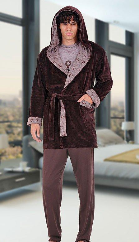 Комплект (жакет+брюки) Якорь 97-5043 Cocoon