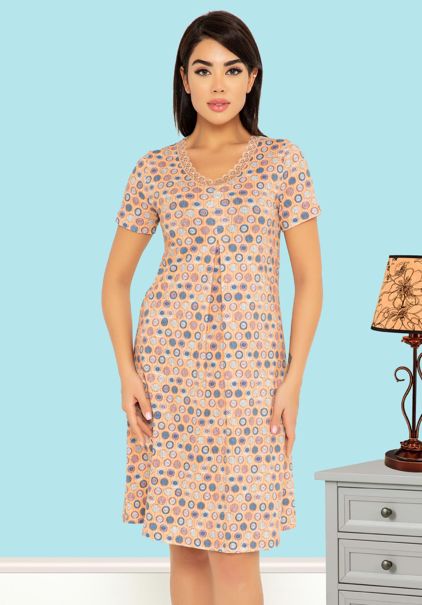 Трикотажная сорочка P-22043 Sabrina