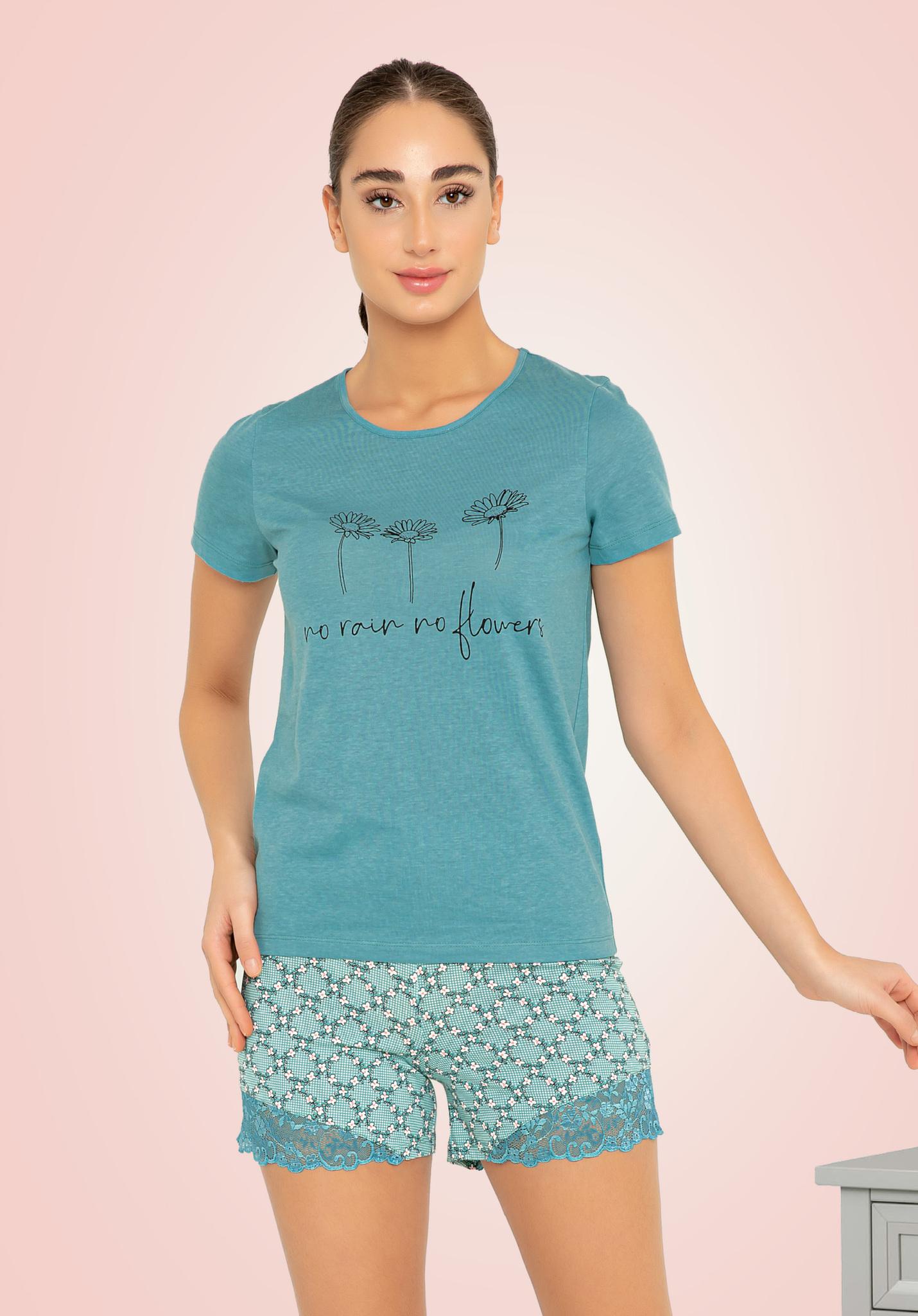 Комплект (футболка, шорты) P-62049 Sabrina