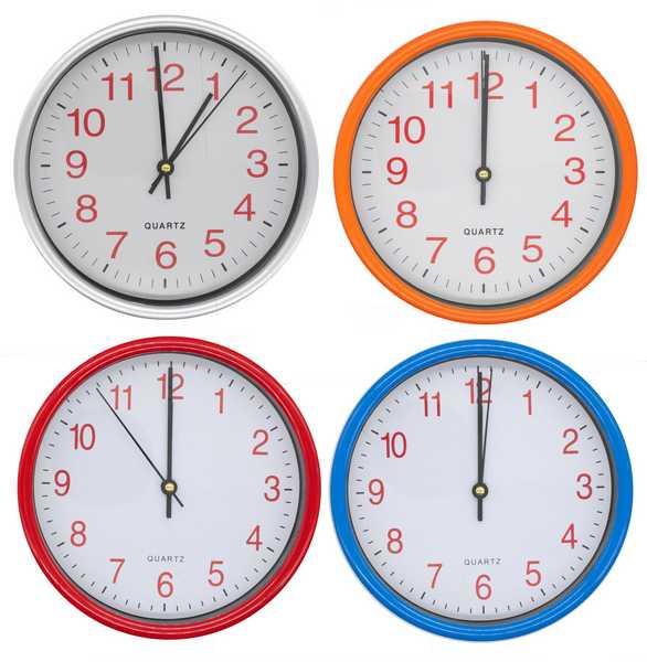 Часы настенные, MC-1610419 20 см