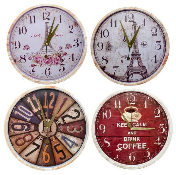 Часы настенные, MC-1610421 30 см