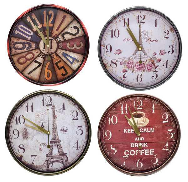 Часы настенные, MC-1610423 30 см