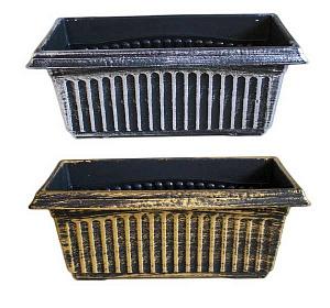 Ящик балконный MC-1903228 40*20*16 см