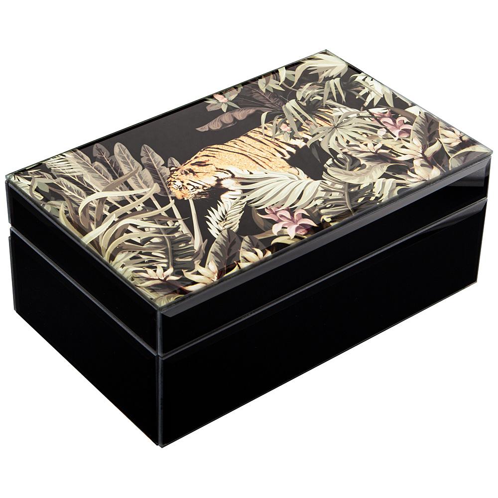 Шкатулка 06-288 коллекция тропики 21*13*8,5 см