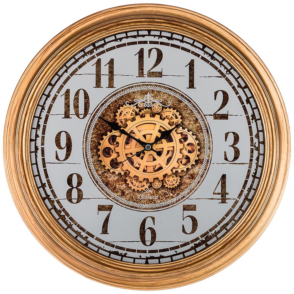 Часы настенные 207-316 кварцевые 46 см