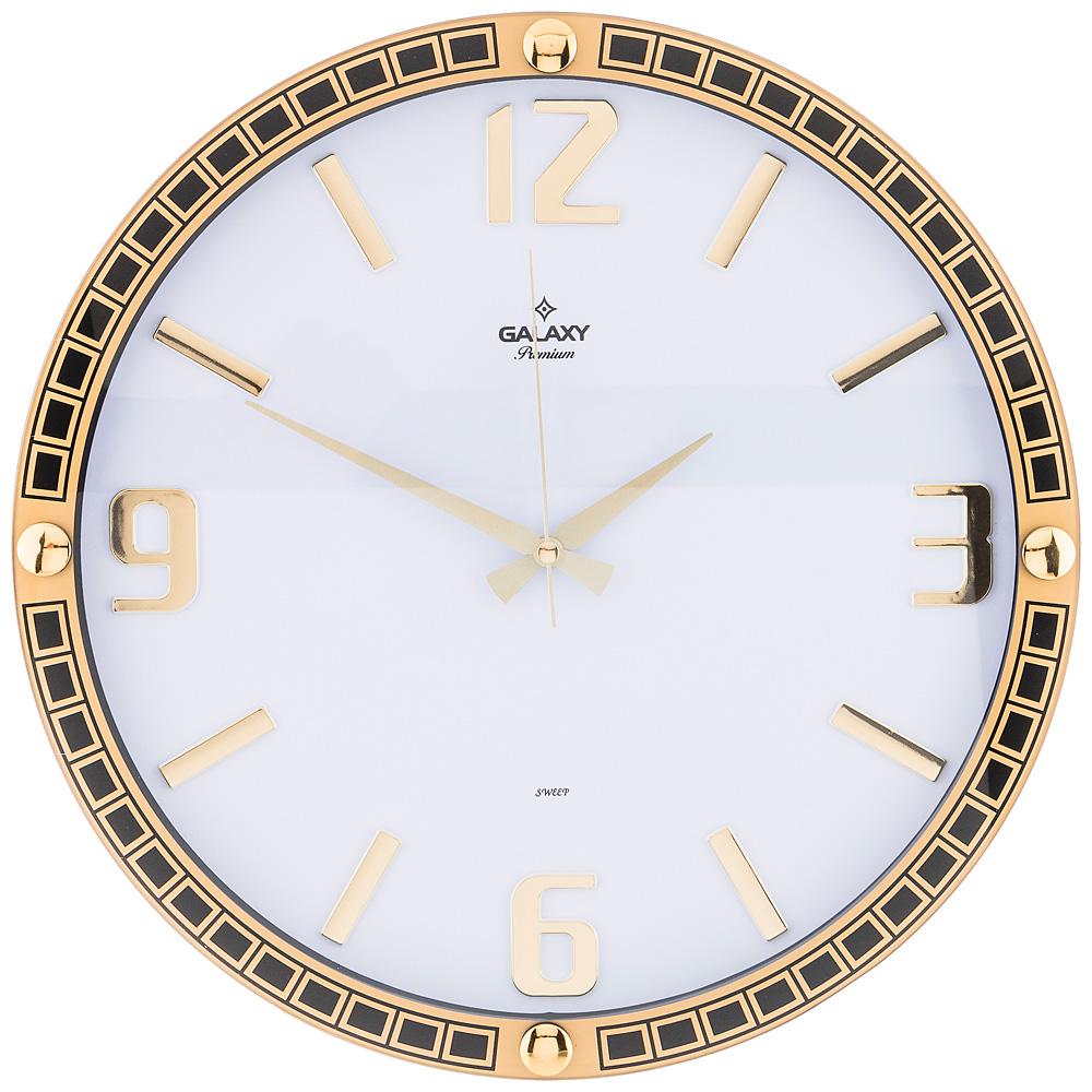 Часы настенные 207-321 кварцевые 39,5 см