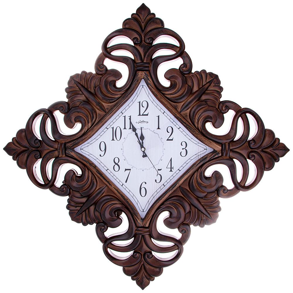 Часы настенные кварцевые 207-388 60,5*60,5 см